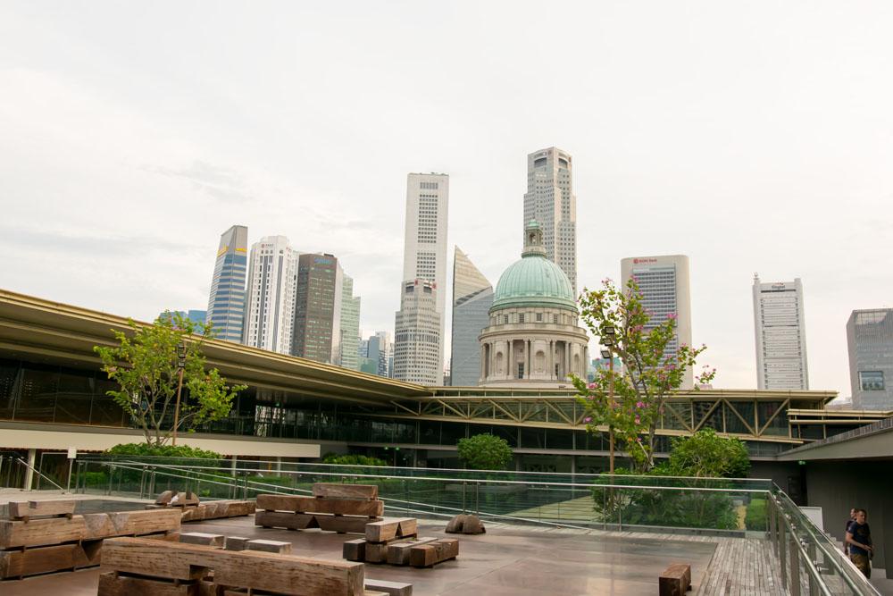 ナショナル・ギャラリー・シンガポール>