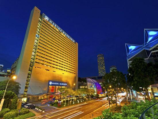 「マリーナ・マンダリン・シンガポール」の画像検索結果